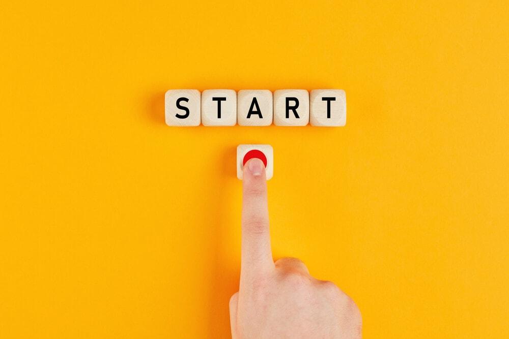 get started vis
